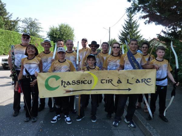 défilé fête villageoise 09 2012